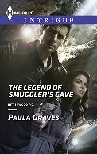 9780373697533: The Legend of Smuggler's Cave (Harlequin Intrigue\Bitterwood P.D.)