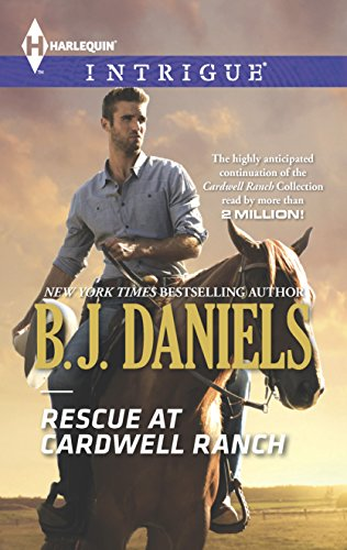 9780373697649: Rescue at Cardwell Ranch (Harlequin Intrigue\Cardwell Cousins)