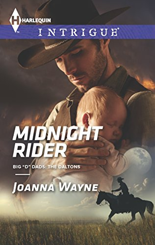 9780373698066: Midnight Rider (Big 'D' Dads: The Daltons)
