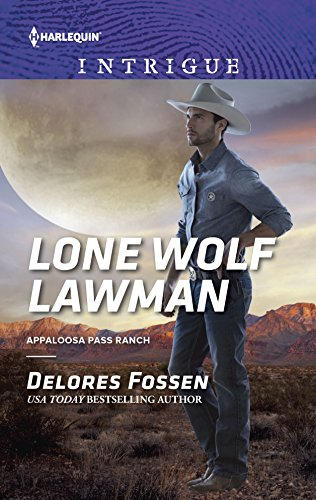 9780373698660: Lone Wolf Lawman (Appaloosa Pass Ranch)