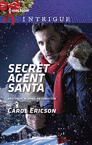 9780373698707: Secret Agent Santa (Brothers in Arms: Retribution)