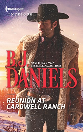 9780373698783: Reunion at Cardwell Ranch: A thrilling romantic suspense (Cardwell Cousins)
