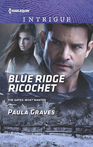 9780373698851: Blue Ridge Ricochet (The Gates: Most Wanted)