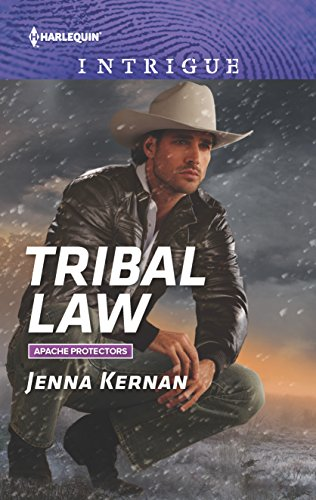 Tribal Law (Harlequin Intrigue): Jenna Kernan
