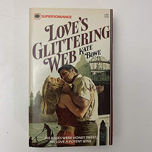 9780373700288: Love's Glittering Web (Harlequin Superromance No. 28)