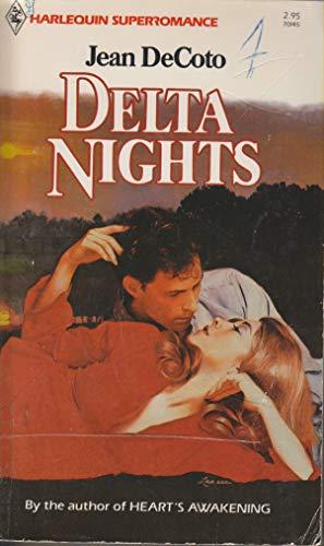 9780373701452: Delta Nights