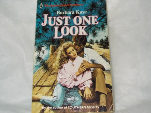 Just One Look (Harlequin Superromance #219)