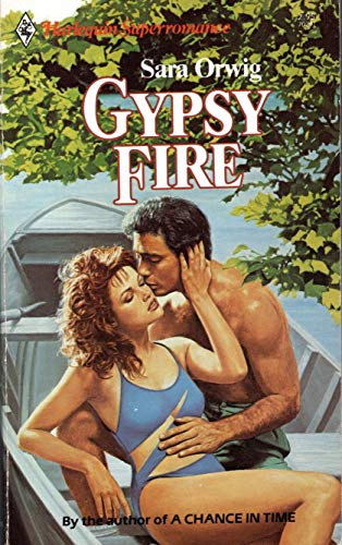 Gypsy Fire (Harlequin Superromance #241)