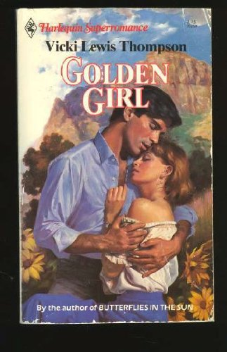 Golden Girl (Harlequin Superromance #269)