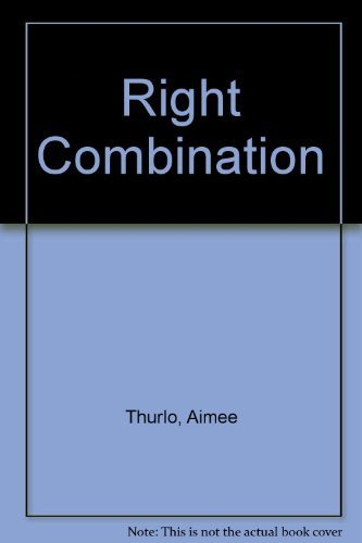 The Right Combination (Harlequin Superromance #312)