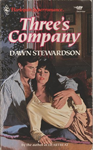 Three's Company (Harlequin Superromance No. 432)
