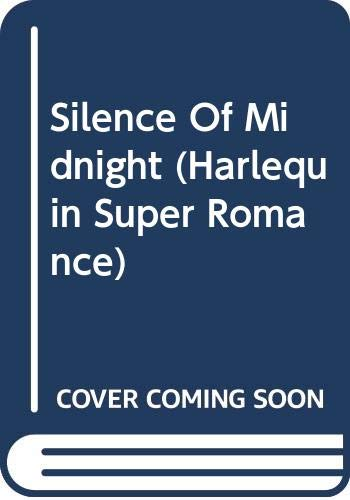 9780373705009: The Silence of Midnight (Harlequin Superromance No. 500)