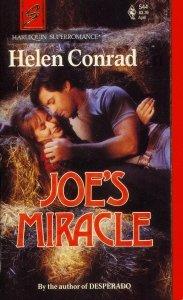 9780373705443: Joe's Miracle (Harlequin Superromance No. 544)