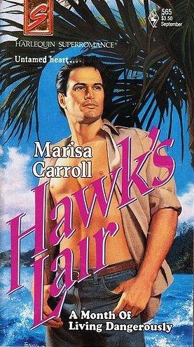 9780373705658: Hawk's Lair (Harlequin Superromance No. 565)