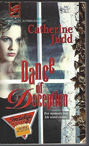 9780373705870: Dance of Deception (Harlequin Superromance No. 587)