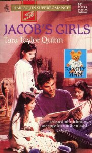 9780373706617: Jacob's Girls (Harlequin Superromance, No. 661 / Family Man)