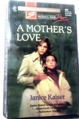 9780373706693: A Mother's Love