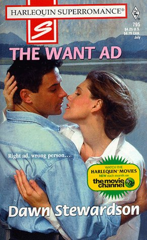 The Want Ad (Harlequin Superromance #795)