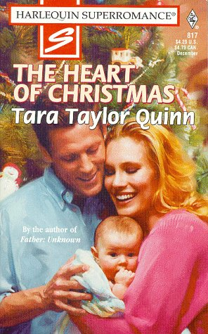 9780373708178: The Heart of Christmas (Harlequin Superromance No. 817)