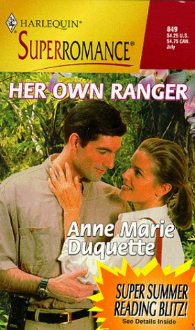 9780373708499: Her Own Ranger (Harlequin Super Romance)