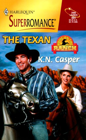The Texan : Home on the Ranch (Harlequin Superromance #884)