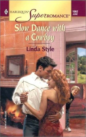 9780373710621: Slow Dance with a Cowboy (Harlequin Superromance No. 1062)