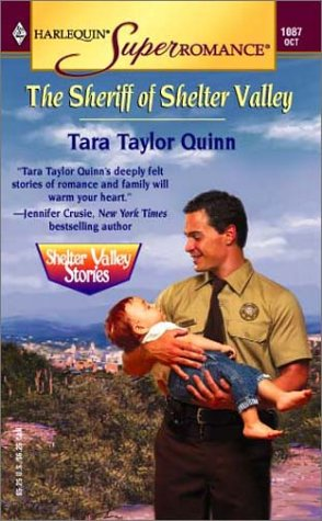 The Sheriff of Shelter Valley : Shelter Valley Stories (Harlequin Superromance #1087)