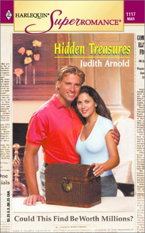 Hidden Treasures (Harlequin Superromance #1117)