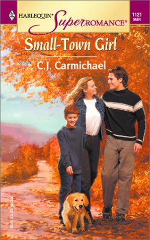 9780373711215: Small-Town Girl (Harlequin Superromance No. 1121)