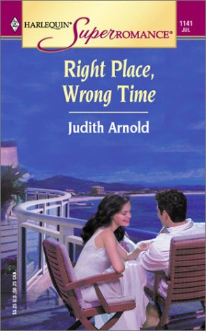 9780373711413: Right Place, Wrong Time (Mills & Boon Superromance) (Silhouette Superromance)