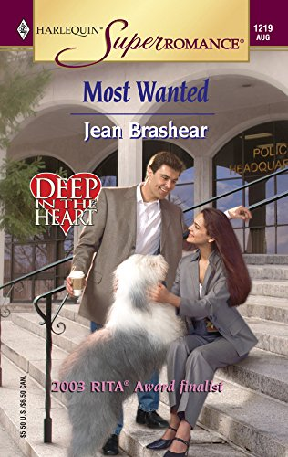Most Wanted (Harlequin Superromance No 1219: Deep: Brashear, Jean