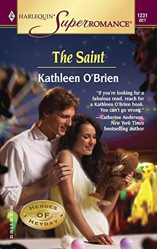 9780373712311: The Saint : Heroes of Heyday (Harlequin Superromance No. 1231)