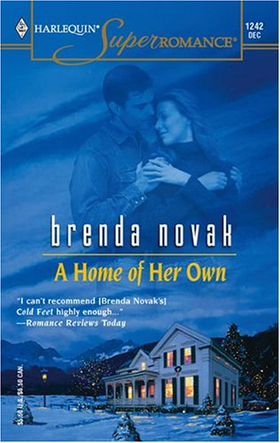 A Home of Her Own : A Dundee, Idaho Book (Harlequin Superromance #1242)