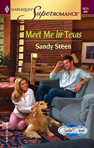 9780373712717: Meet Me in Texas: Crystal Creek (Harlequin Superromance No. 1271)
