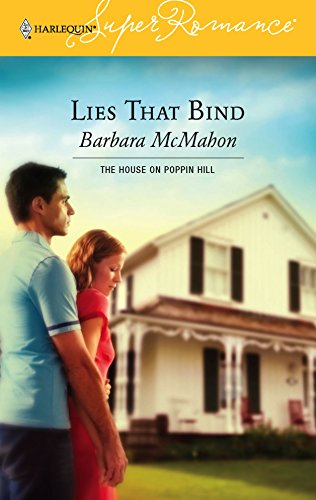 9780373713356: Lies That Bind: The House on Poppin Hill (Harlequin Superromance No. 1335)