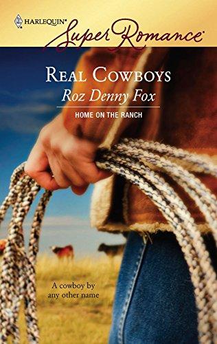 9780373714124: Real Cowboys