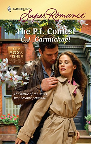 The P.I. Contest (Fox & Fisher Detective Agency): C.J. Carmichael
