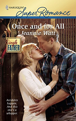 9780373716470: Once and for All (Harlequin Superromance)