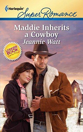 9780373716906: Maddie Inherits a Cowboy