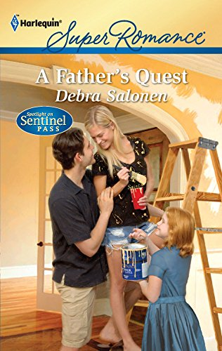 9780373717040: A Father's Quest