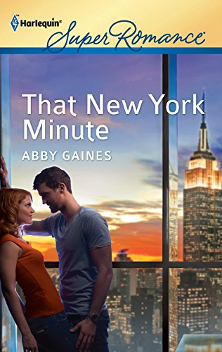 That New York Minute (Harlequin Superromance): Abby Gaines
