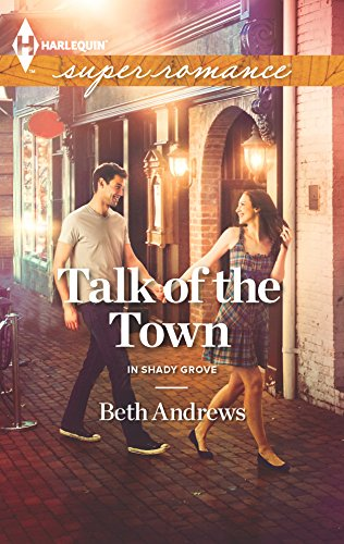 9780373718429: Talk of the Town