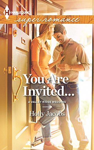 You Are Invited... (0373718462) by Holly Jacobs