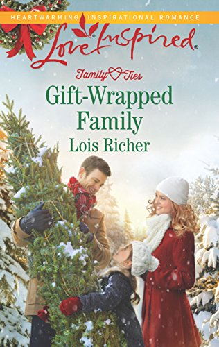 9780373719235: Gift-Wrapped Family (Family Ties (Love Inspired))