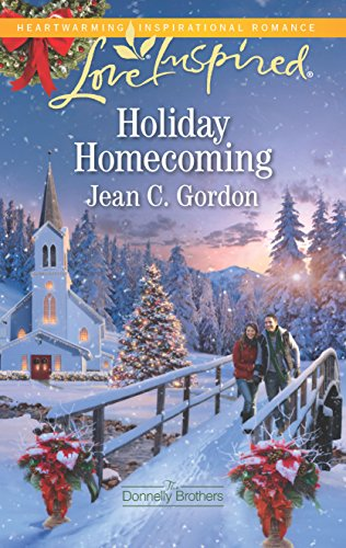 Holiday Homecoming (The Donnelly Brothers): Gordon, Jean C.