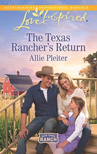 9780373719358: The Texas Rancher's Return (Blue Thorn Ranch)