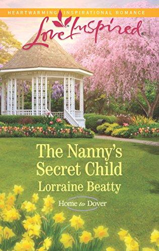 9780373719501: The Nanny's Secret Child (Home to Dover)