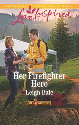 Her Firefighter Hero (Love Inspired): Leigh Bale