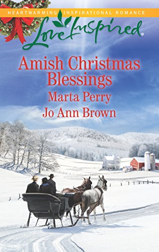Amish Christmas Blessings: The