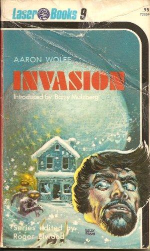 Invasion Laser 9 Arron Wolfe: Dean R Koontz